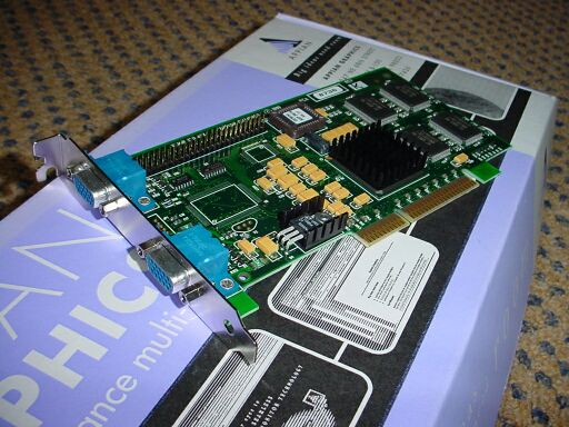 Picture of Appian Gemini AGP Dual Head (ATX, No Tuner)