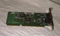 Picture of 3COM Etherlink III ISA #3c509b TP